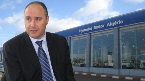 Omar Rebrab annonce la reprise des activités de Hyundai Motor Algérie