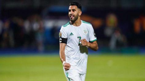 Mahrez classé meilleur joueur en Europe pour le mois de janvier