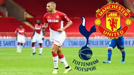 Islam Slimani courtisé par Manchester United et Tottenham