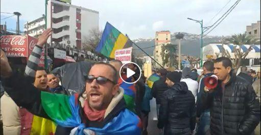 🔴 Vidéo | Forte mobilisation au 47e vendredi à Tizi Ouzou