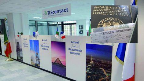 Visas pour la France : TLS Contact annonce une nouvelle procédure