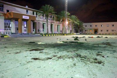Libye: vingt-huit morts dans un raid contre une école militaire