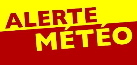 BMS: Vents violents dans les régions Sud et Est du pays