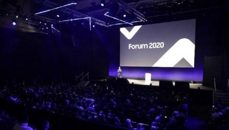 Téléviseurs, téléphones et bien plus encore: Samsung présente ce qui attend la région au MENA Forum 2020