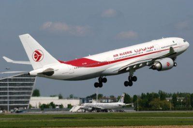 Un avion d'Air Algérie a décollé ce matin pour Wuhan