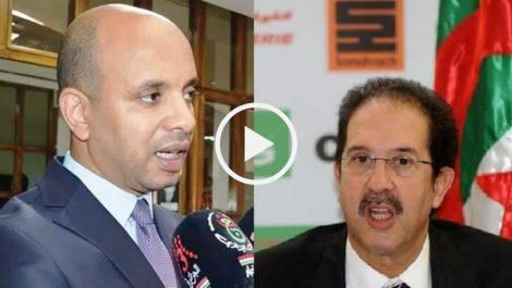 Vidéo | Échange violent entre Bernaoui et Berraf