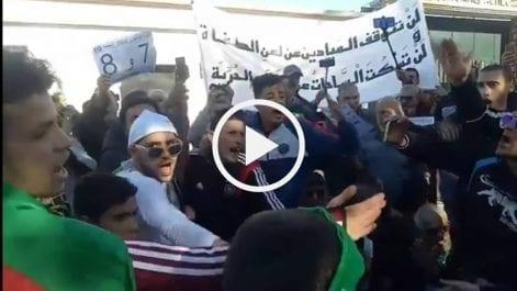 51e vendredi : Imposantes marches à Blida, Guelma et Sidi Bel Abbès