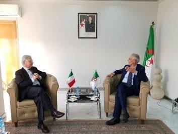 L'ambassadeur italien affirme l'intérêt des entreprises italiennes à investir en Algérie