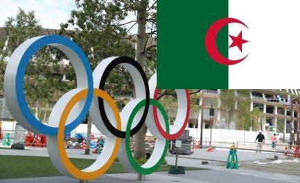 Qui participera aux JO de Tokyo pour l'Algérie ?
