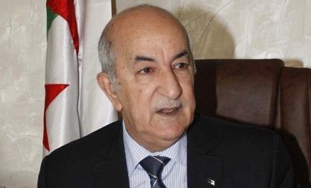 Tebboune décrète le 22 février journée nationale de cohésion entre le peuple et l'armée