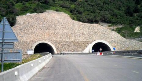 Autoroute Est-Ouest : Fermeture d'un tunnel jusqu'à samedi !