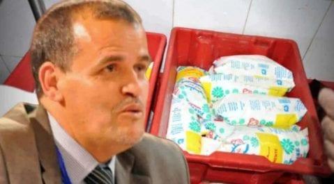 Kamel Rezig dénonce les activités douteuses d'une laiterie étatique dans la capitale