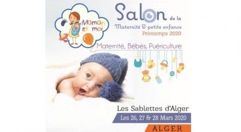 Salon de la maternité & petite enfance « Maman et moi » parents et futurs parents pour les vacances de printemps à Alger !