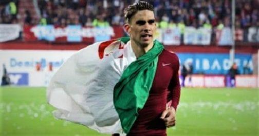 Carl Medjani adresse une lettre aux algériens