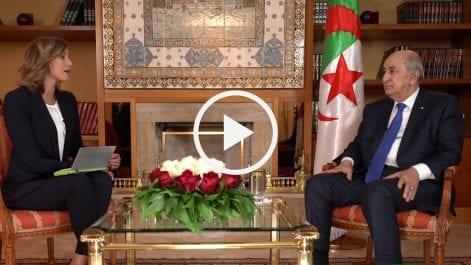 Ce qu'a dit Tebboune sur les algériens qui continuent de manifester
