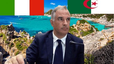 Un politicien italien accuse l'Algérie