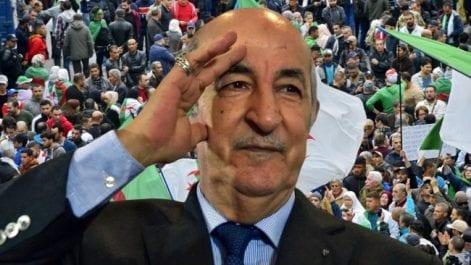 Tebboune réitère son «engagement à répondre aux exigences du Hirak»
