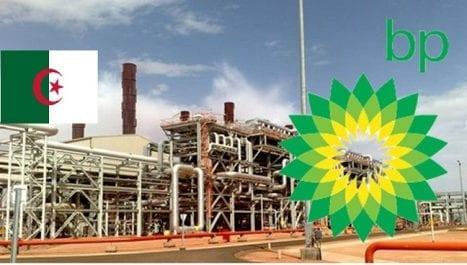 BP poursuivra ses investissements dans les hydrocarbures en Algérie
