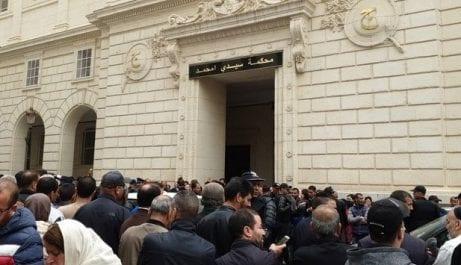 Arrêtée lors de la marche, une franco-algérienne placée sous mandat de dépôt