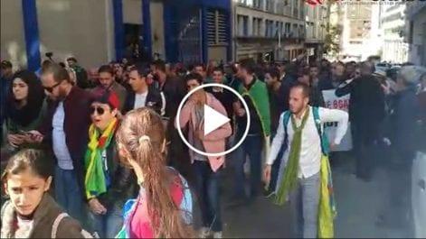 Vidéo   1er anniversaire du Hirak: grandiose mobilisation à Bejaïa