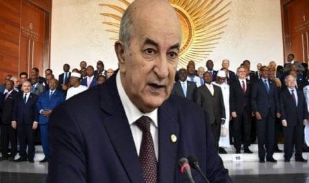 Tebounne quitte l'Ethiopie après sa participation au sommet de l'Union africaine