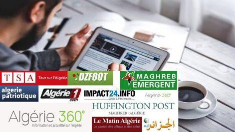 Vers la régularisation de la situation juridique de la presse électronique en Algérie