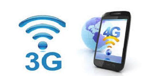 Des améliorations dans les réseaux 3G et 4G