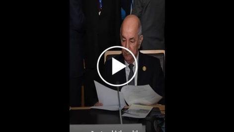 Vidéo | Tebboune revient sur ses deux premiers mois à la tête de la présidence