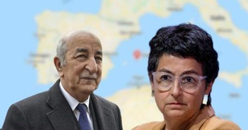 Frontière maritime : L'Espagne en « désaccord » avec l'Algérie