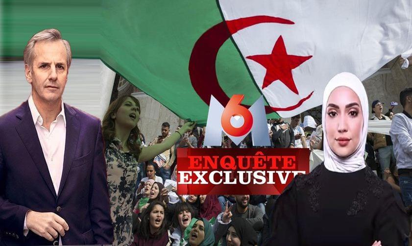 Afrique Reportage M6 Algerie La Youtubeuse Noor Se Dit Victime De