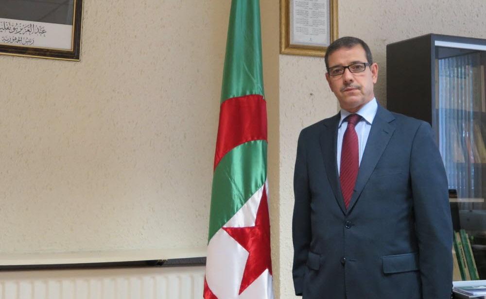 Le Consul D Algérie à Saint Etienne Ahmed Lesbat N Est Plus Algerie360